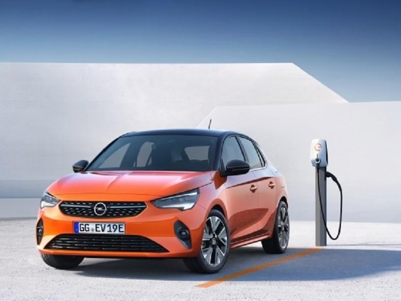 Vauxhall Corsa-e Electric Hatchback 100kW Elite Nav 50kWh 5dr Auto [11kWCh]