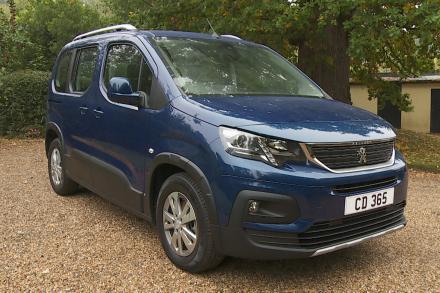 Peugeot Rifter Diesel Estate 1.5 BlueHDi 100 Allure 5dr