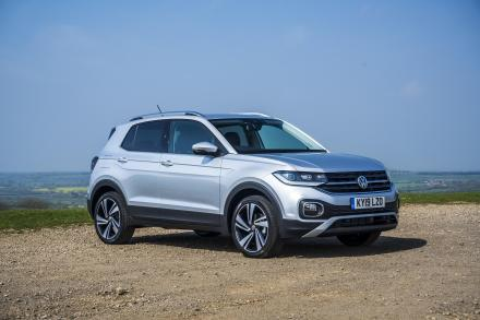 Volkswagen T-cross Estate 1.0 TSI SE 5dr
