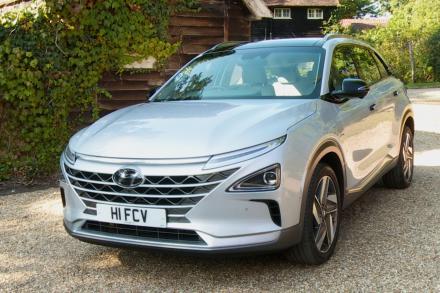 Hyundai Nexo Estate Hydrogen fuel cell Premium SE 5dr CVT