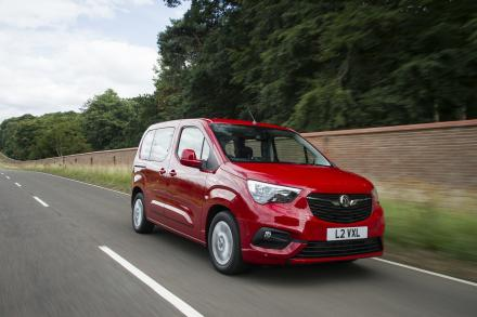 Vauxhall Combo Life Diesel Estate 1.5 Turbo D Edition 5dr