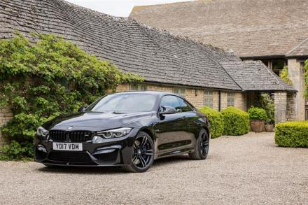BMW M4 Coupe M4 xDrive Competition M 2dr Step Auto