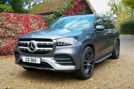 Mercedes-Benz Gls Diesel Estate GLS 400d 4Matic AMG Line Night Ed 5dr 9G-Tronic