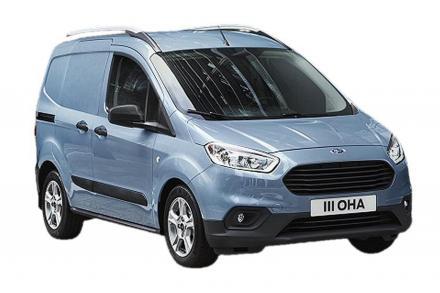 Ford Transit Courier Diesel 1.5 TDCi 100ps Sport Van [6 Speed]
