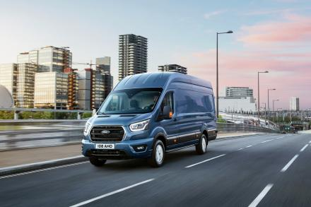 Ford Transit 350 L3 Diesel Rwd 2.0 EcoBlue 130ps Luton Van