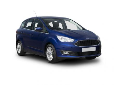 Ford C-max Estate 1.0 EcoBoost 125 Zetec 5dr