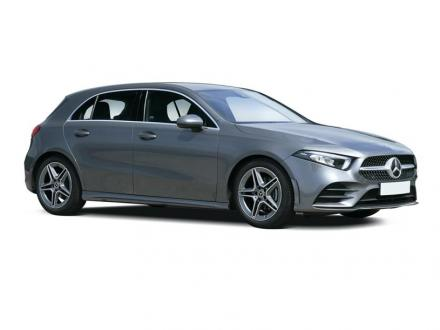 Mercedes-benz A Class Diesel Hatchback A180d AMG Line Executive 5dr Auto