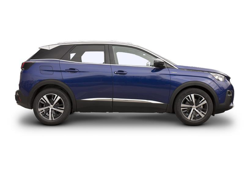 Peugeot 3008 Estate 1.6 PureTech 180 GT Line 5dr EAT8