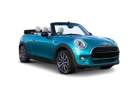Mini Convertible 2.0 Cooper S Exclusive II 2dr [Nav Pack]