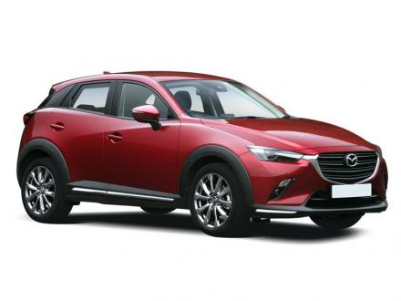 Mazda Cx-3 Hatchback 2.0 Sport Nav + 5dr Auto [Safety + Leather Pack]