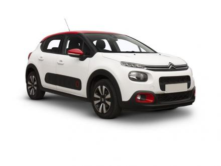 Citroen C3 Diesel Hatchback 1.5 BlueHDi 100 Feel 5dr [5 Speed]