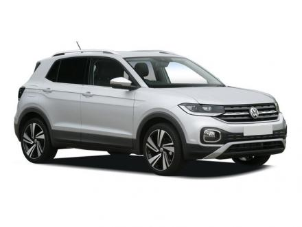 Volkswagen T-cross Estate 1.0 TSI 115 SEL 5dr DSG
