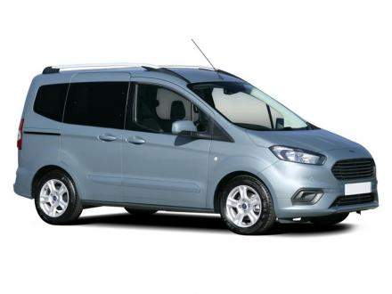 Ford Tourneo Courier Diesel Estate 1.5 TDCi Titanium 5dr [Start Stop]