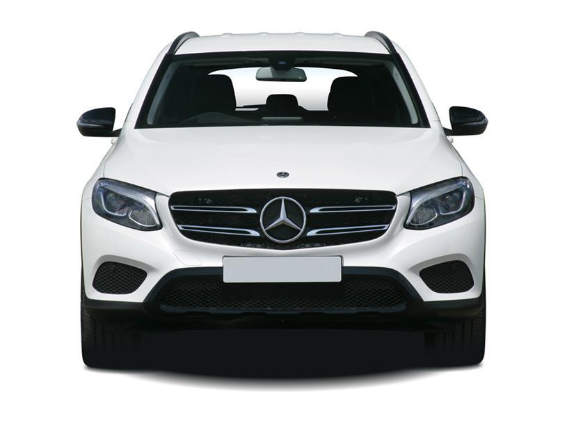 Mercedes-benz Glc Amg Estate GLC 63 S 4Matic+ 5dr MCT