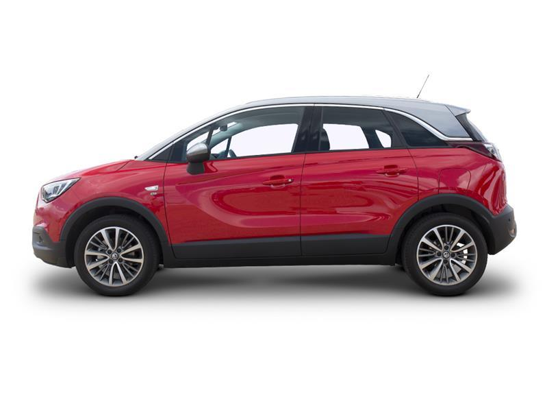 Vauxhall Crossland X Hatchback 1.2T [130] Business Edition Nav 5dr [S/S]