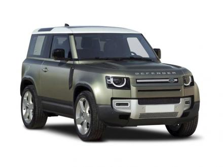Land Rover Defender Estate 3.0 P400 X 90 3dr Auto [6 Seat]