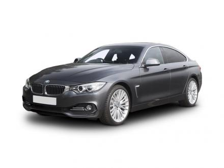 BMW 4 Series Gran Diesel Coupe 420d [190] M Sport 5dr Auto [Plus Pack]