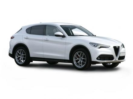 Alfa Romeo Stelvio Estate 2.0 Turbo 200 Super [Xenon] 5dr Auto