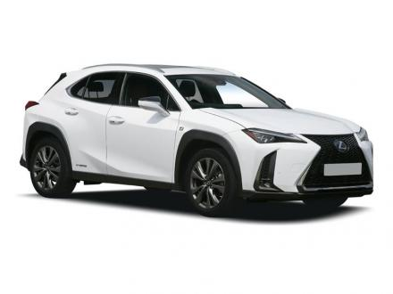 Lexus Ux Hatchback 250h 2.0 5dr CVT [without Nav]