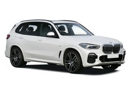 BMW X5 Diesel Estate xDrive40d MHT M Sport 5dr Auto [Tech/Pro Pack]