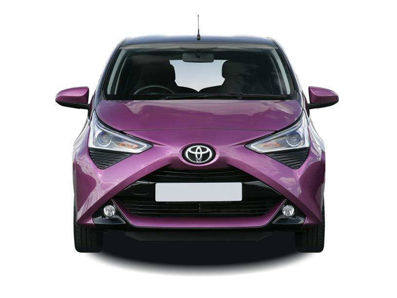 Toyota Aygo Hatchback Special Editions 1.0 VVT-i JBL Edition 5dr x-shift